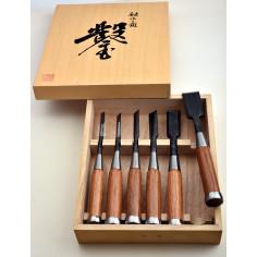 Ciseaux  à bois japonais - Fujiikawa Oiire Nomi